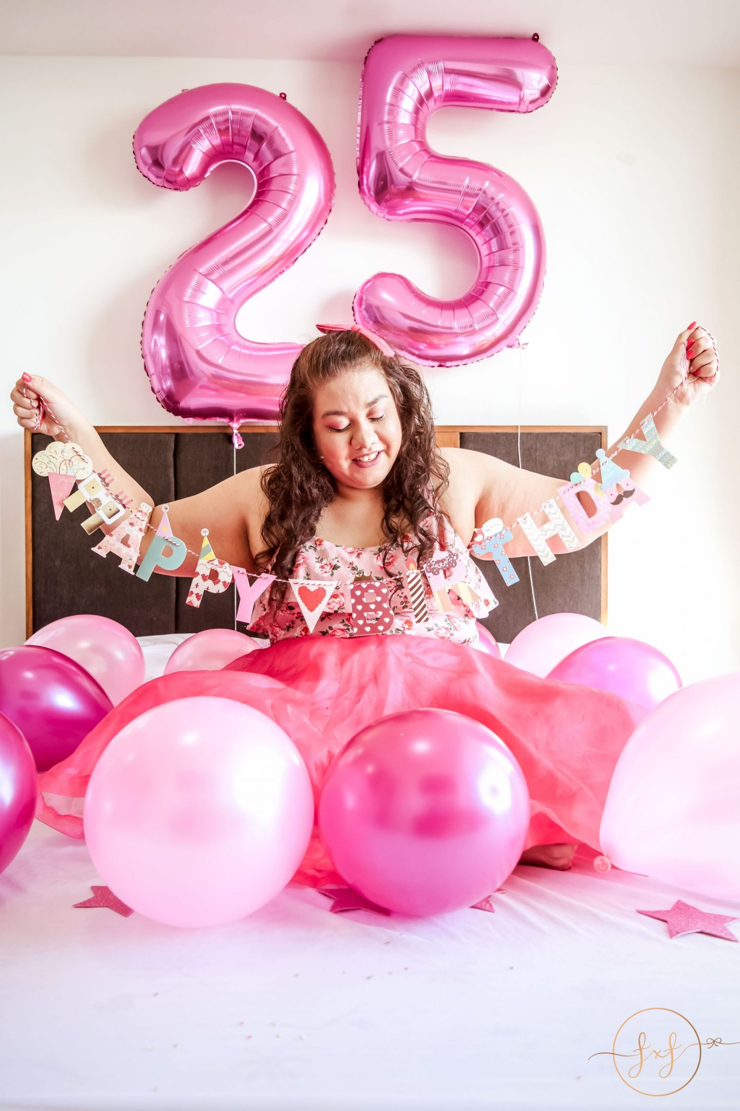 25 things I want to to in my 25th year