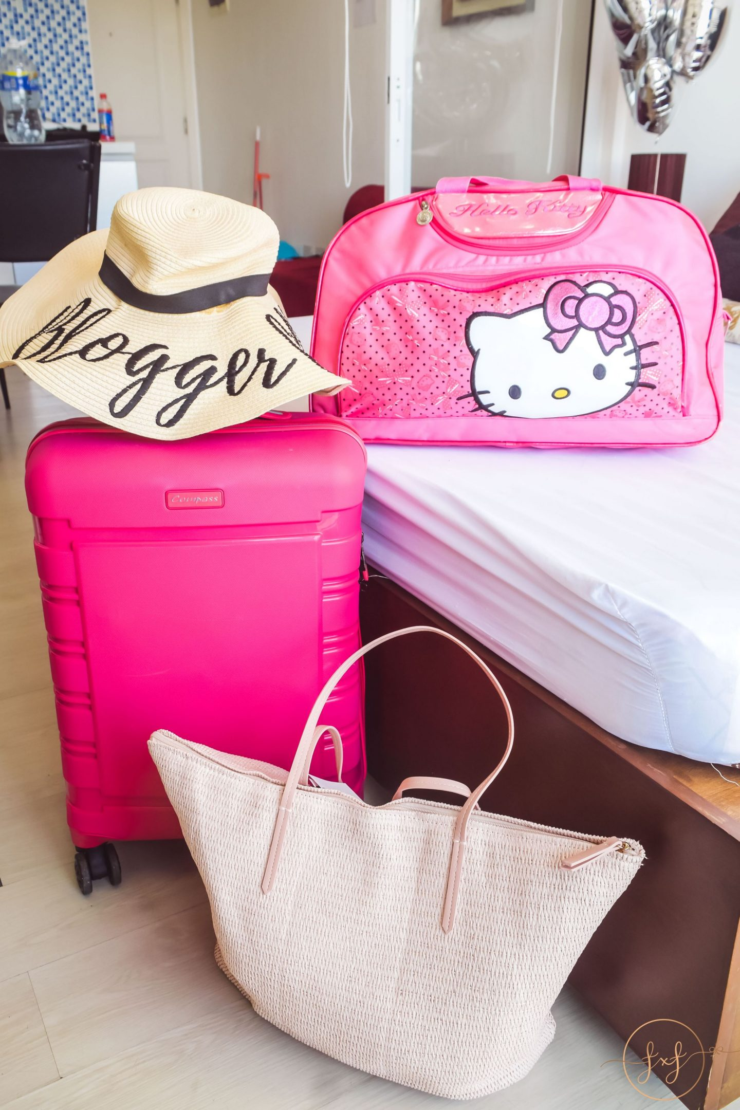 Pack With Me for my 25th Birthday Staycation