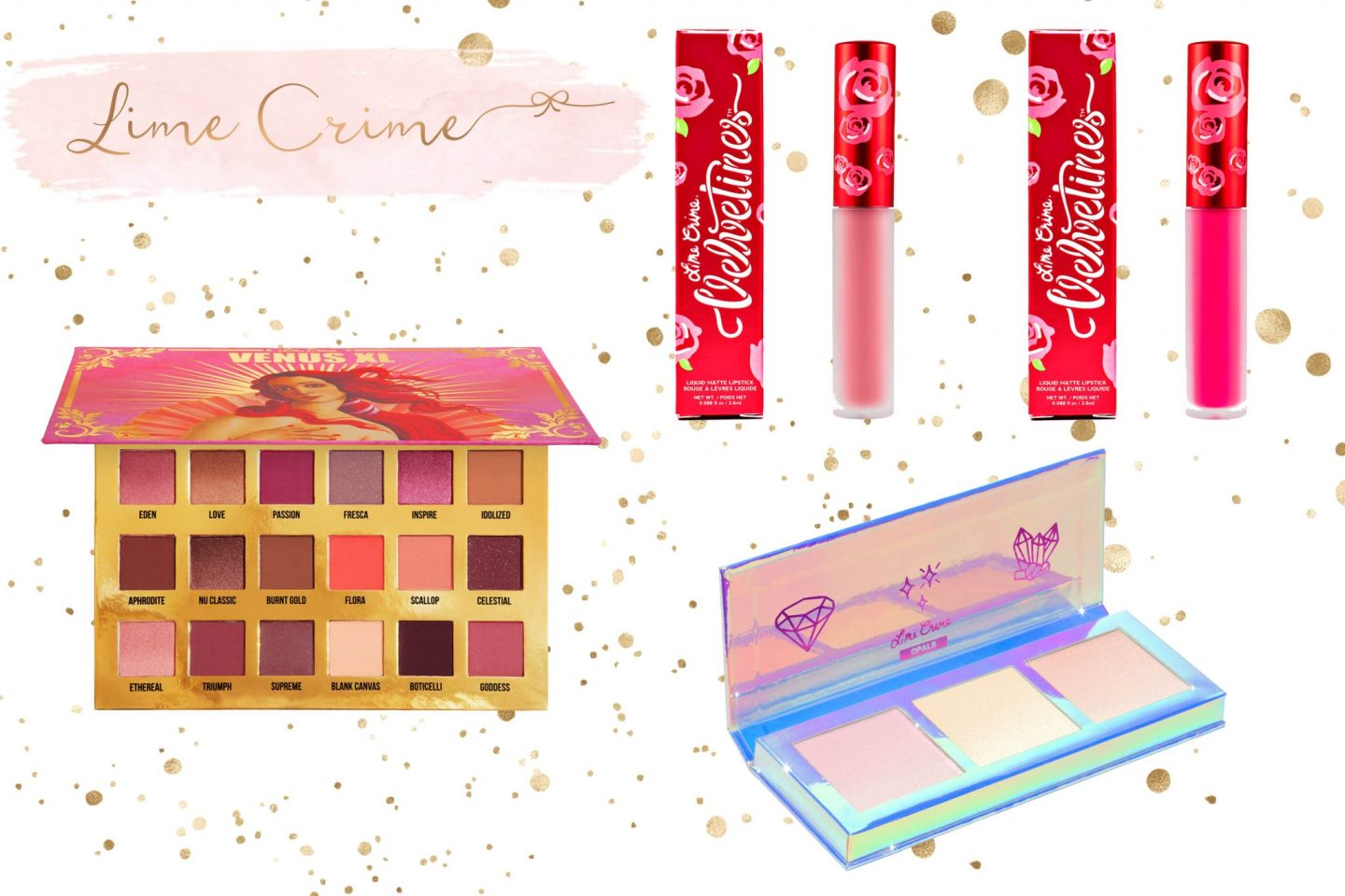 Makeup Brands I'm Dying To Try Out Now - Lime Crime