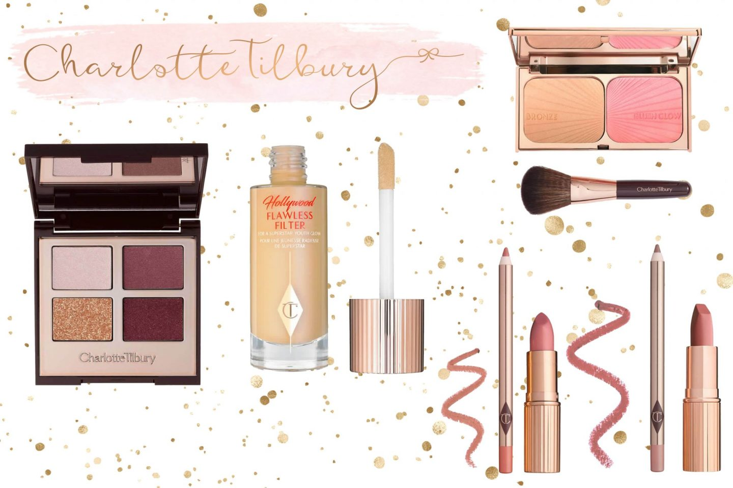 Makeup Brands I'm Dying To Try Out Now - Charlotte Tilbury