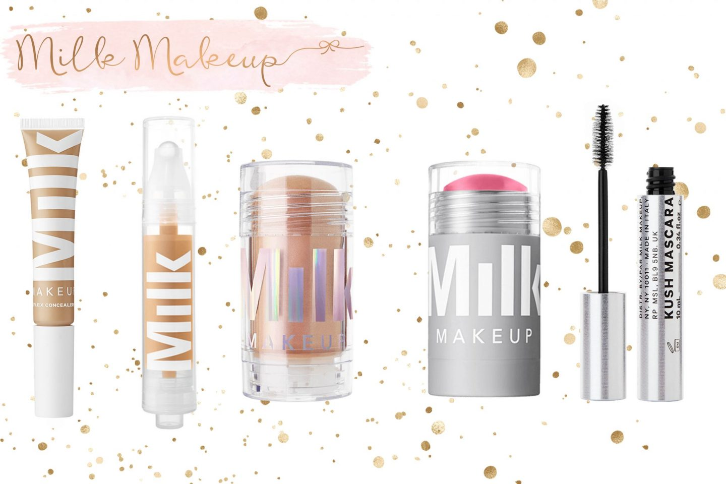 Makeup Brands I'm Dying To Try Out Now - Milk Makeup
