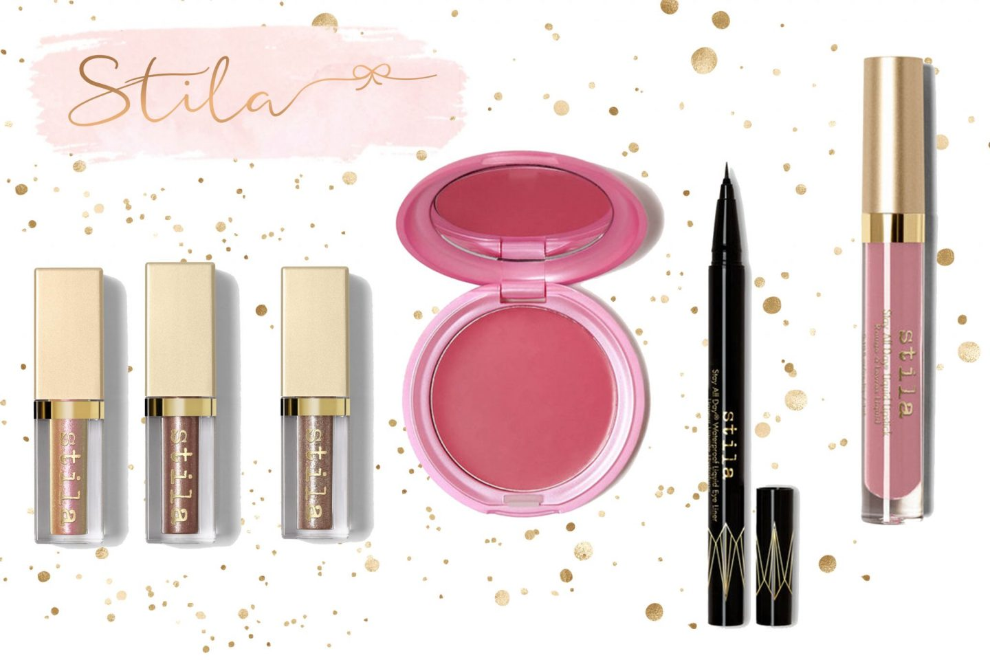 Makeup Brands I'm Dying To Try Out Now - Stila