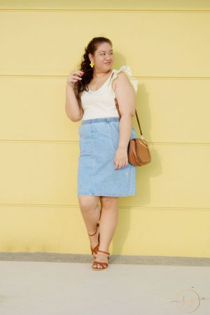 Mellow Yellow in the Sunshine | What I Wore