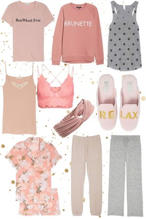 The Lounge Wear Edit Wish List
