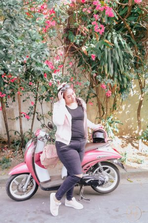 The Biker Chic Outfit | What I Wore