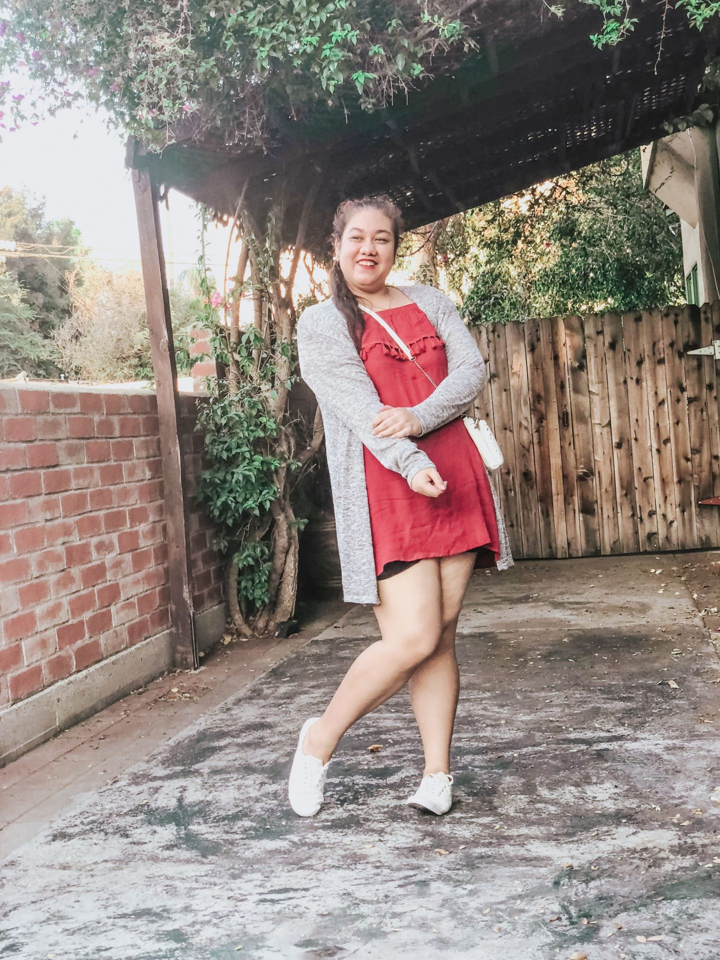 Styling A Dress From Day To Night For Fall