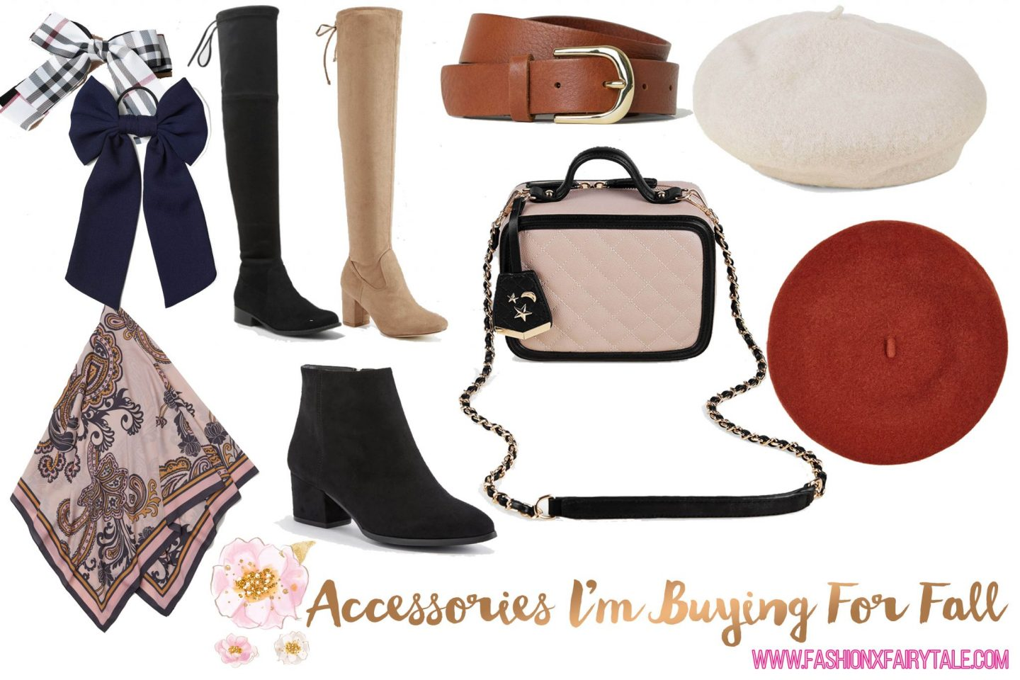 Fall Fashion Pieces On My Wish List