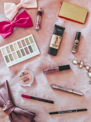 My Top Ten Best Drugstore Makeup Products
