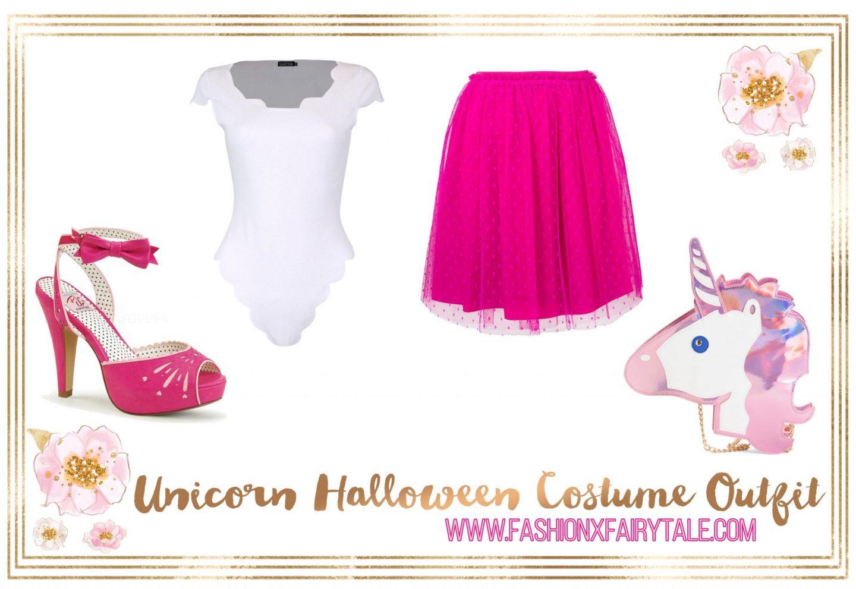 Cute Unicorn Halloween Costume Inspiration