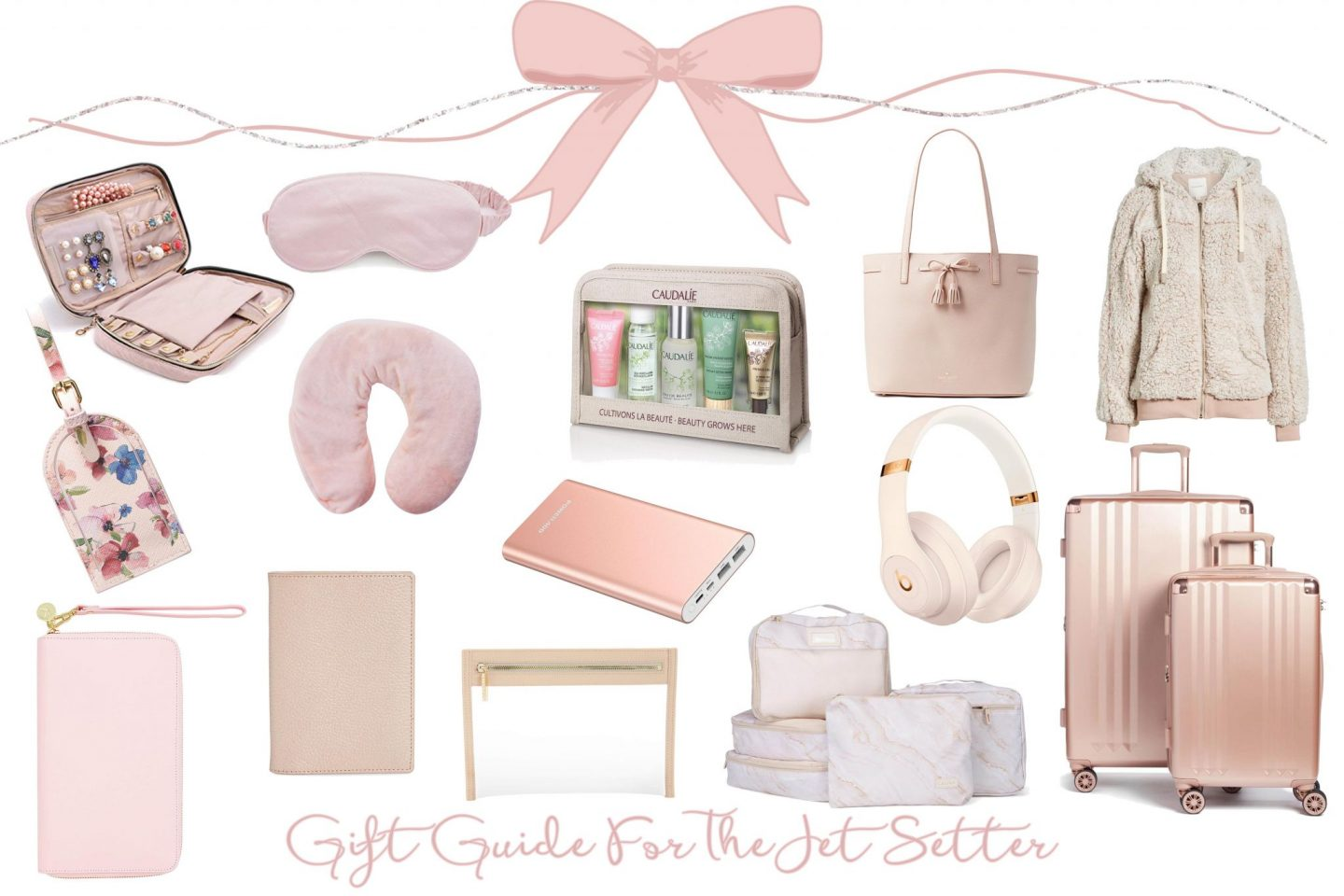 Holiday Gift Guide For The Traveling Jet Setter