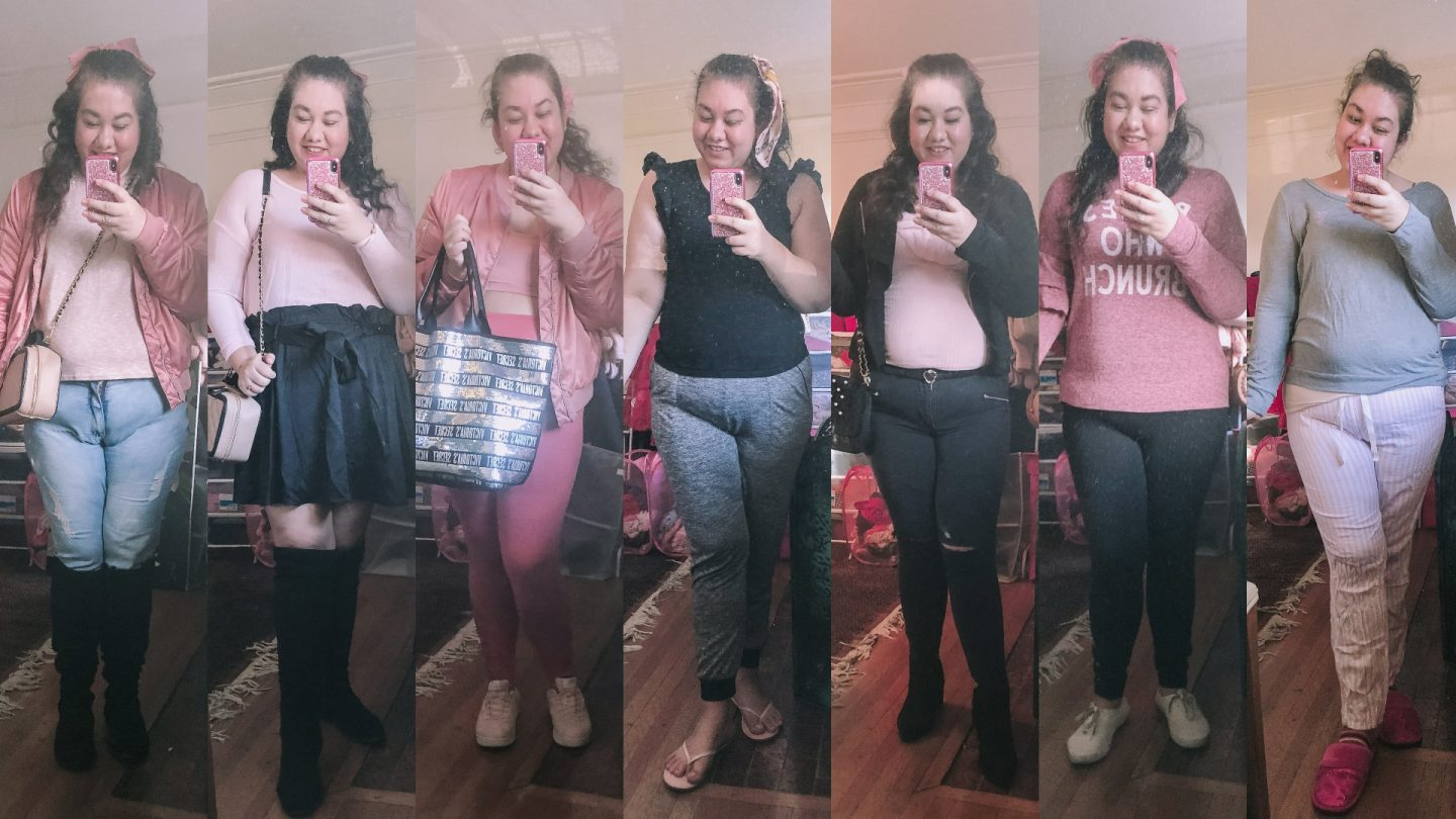 A Week of Everyday Outfits I Wore