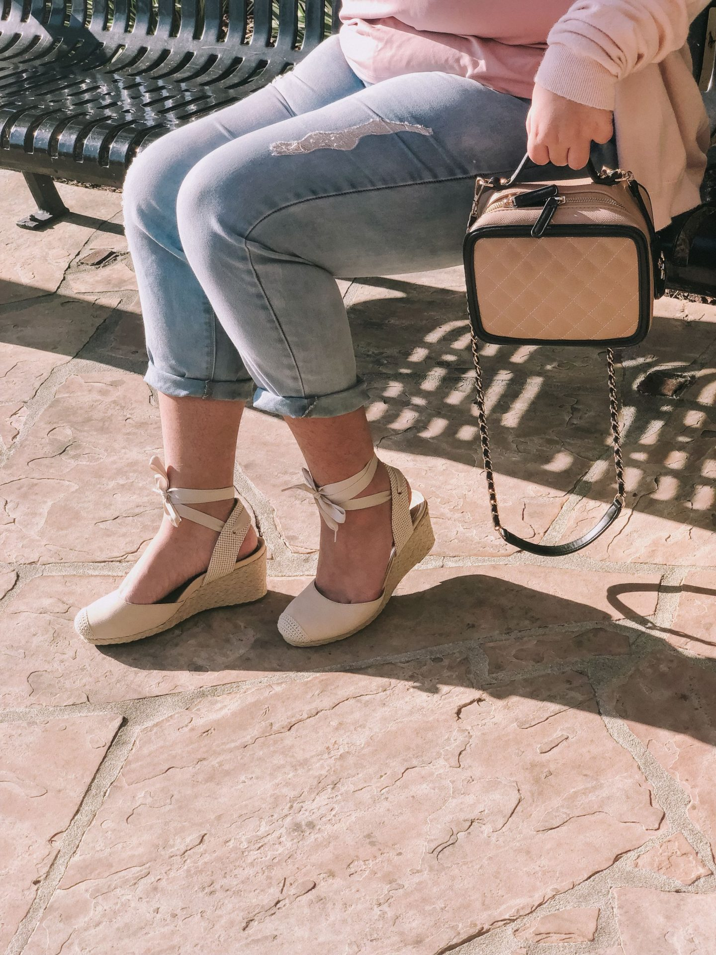 The Cutest Wedges For Spring