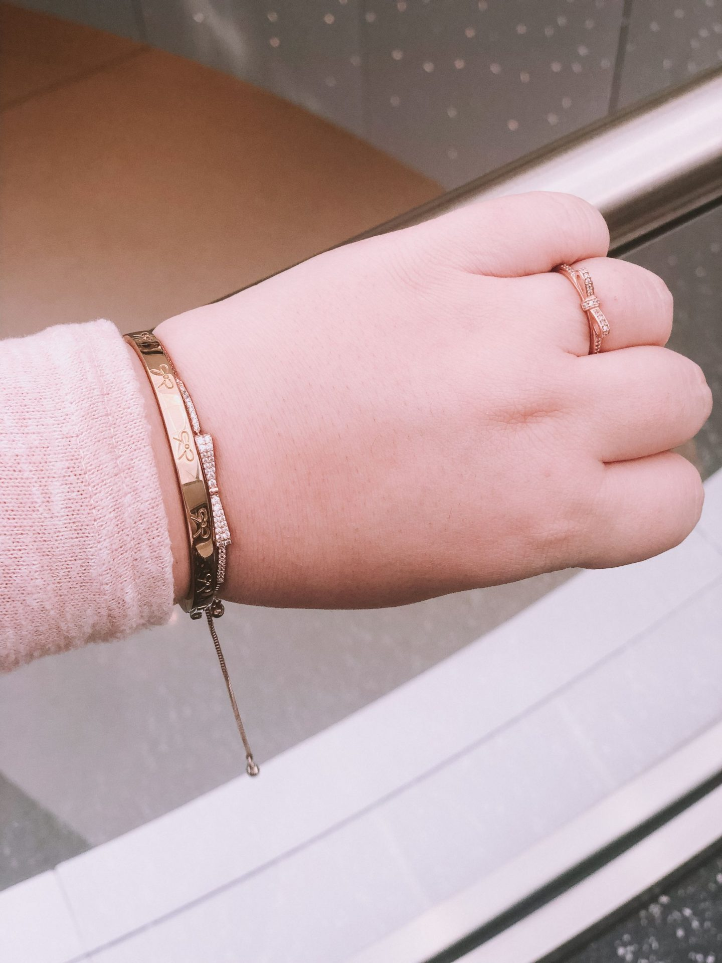 My Go To Everyday Dainty Jewelry Pieces