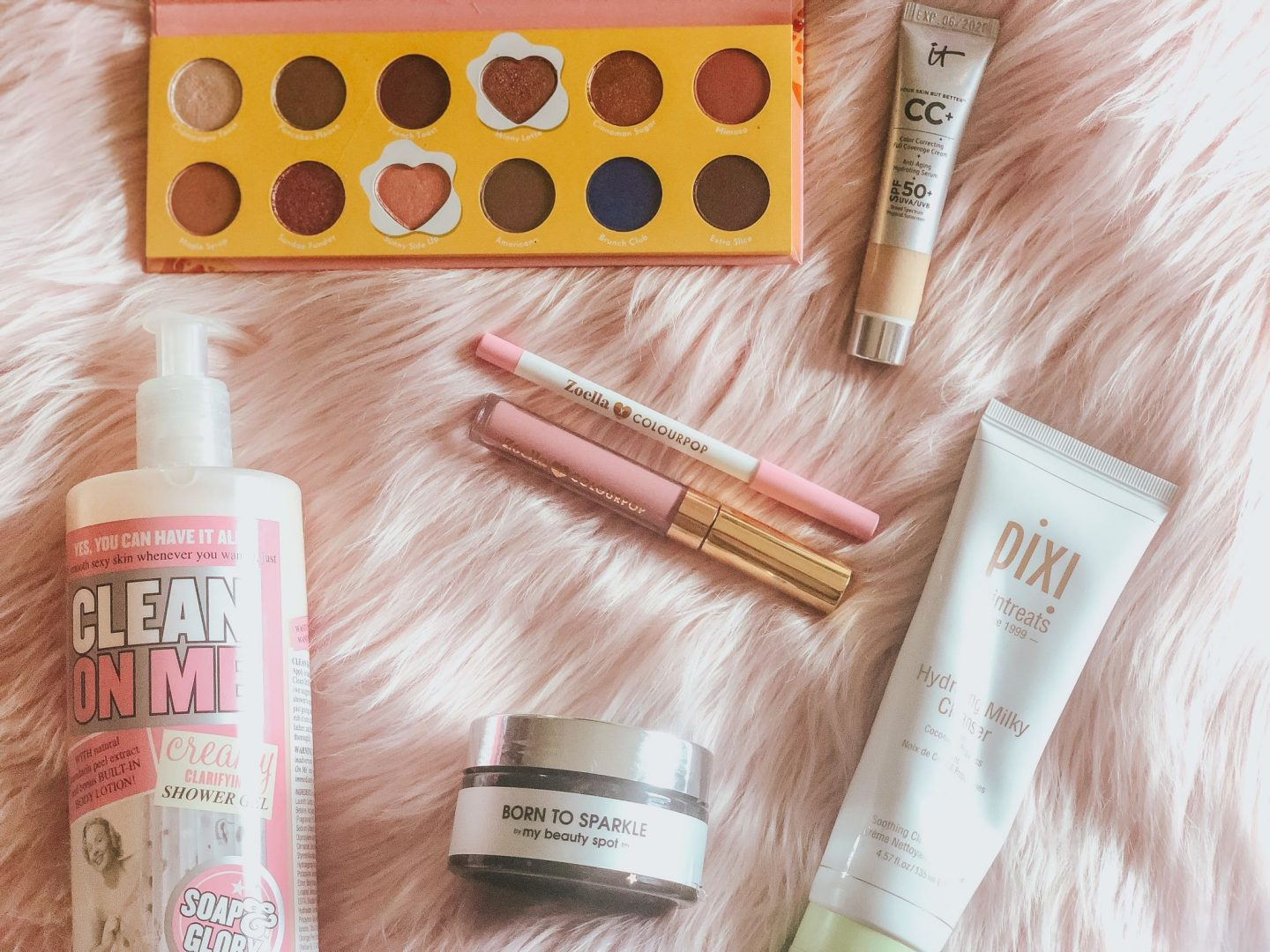 Beauty Favorites I've Been Loving Lately