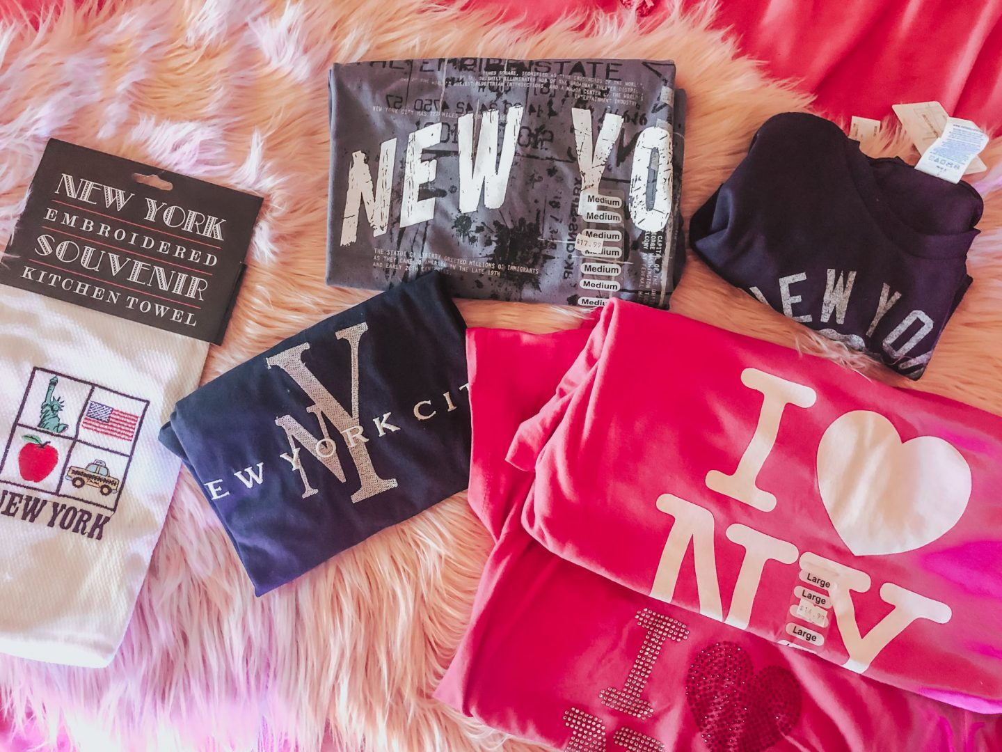 What I Bought in New York City Haul