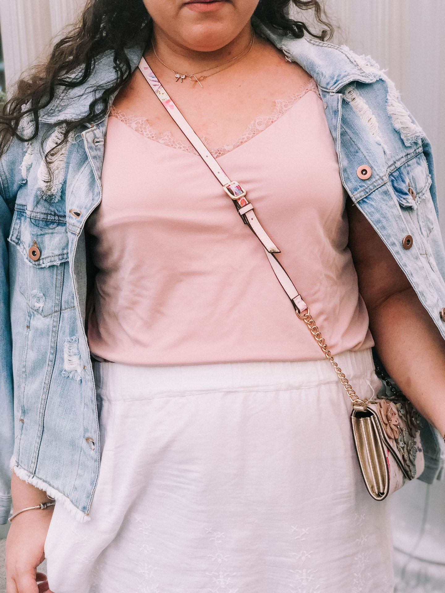 Girly Spring Style Outfit I'm Obsessed With