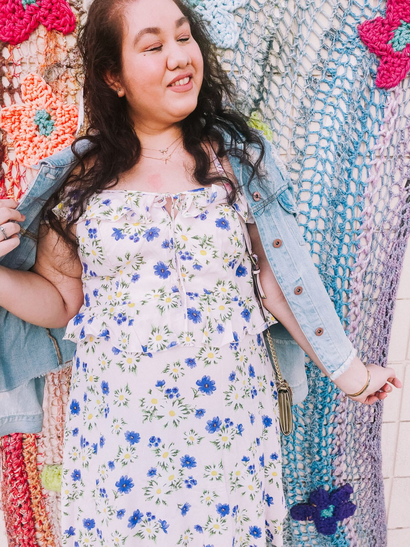 The Perfect Floral Dress For Spring Through Summer