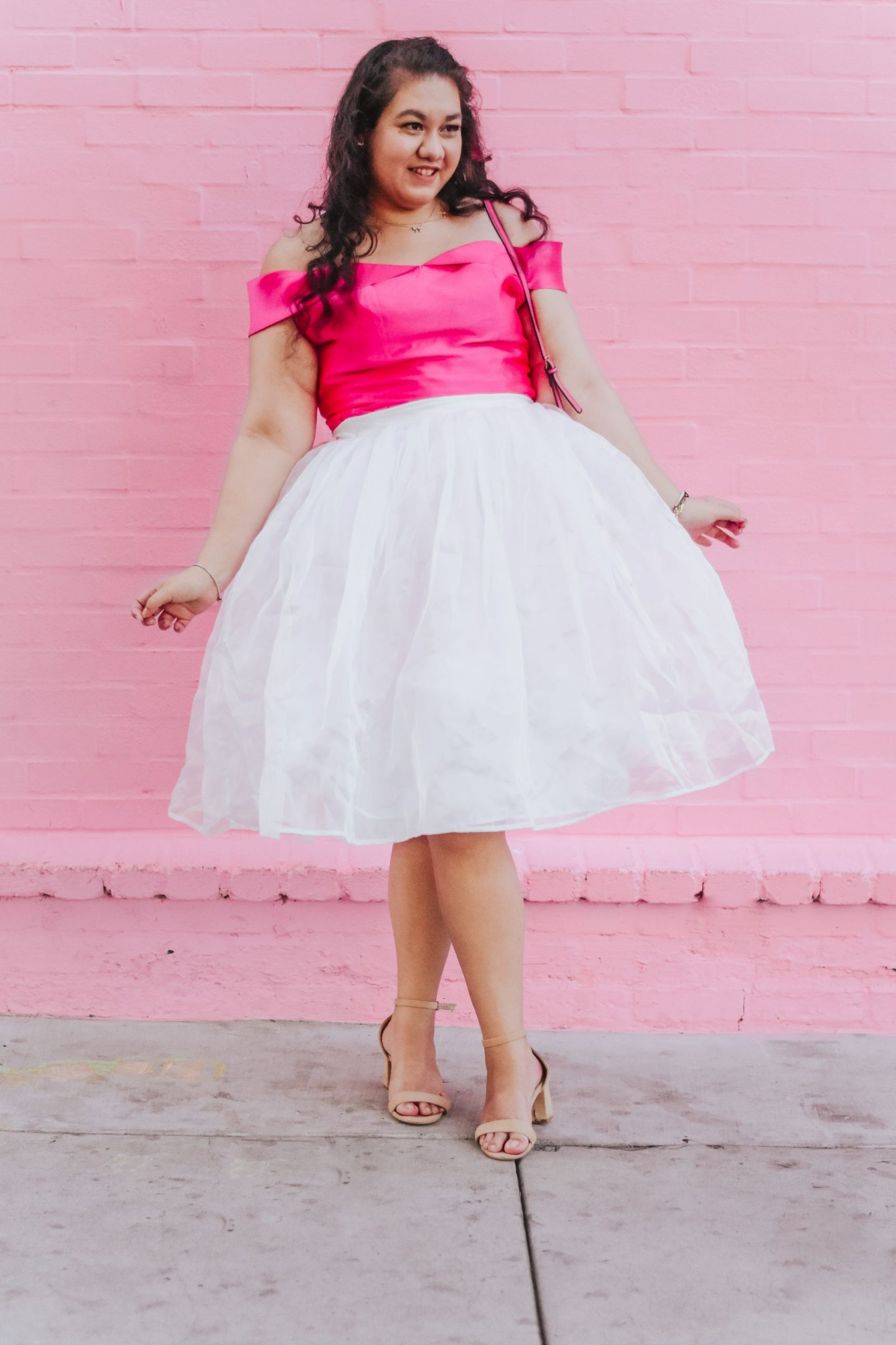 Dressing Like An Everyday Princess in a Tulle Skirt