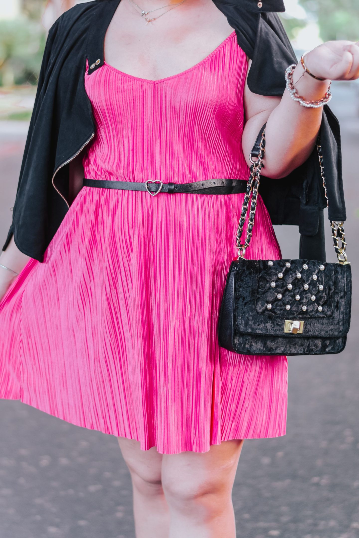 How to Transition Your Summer Dress Into Fall