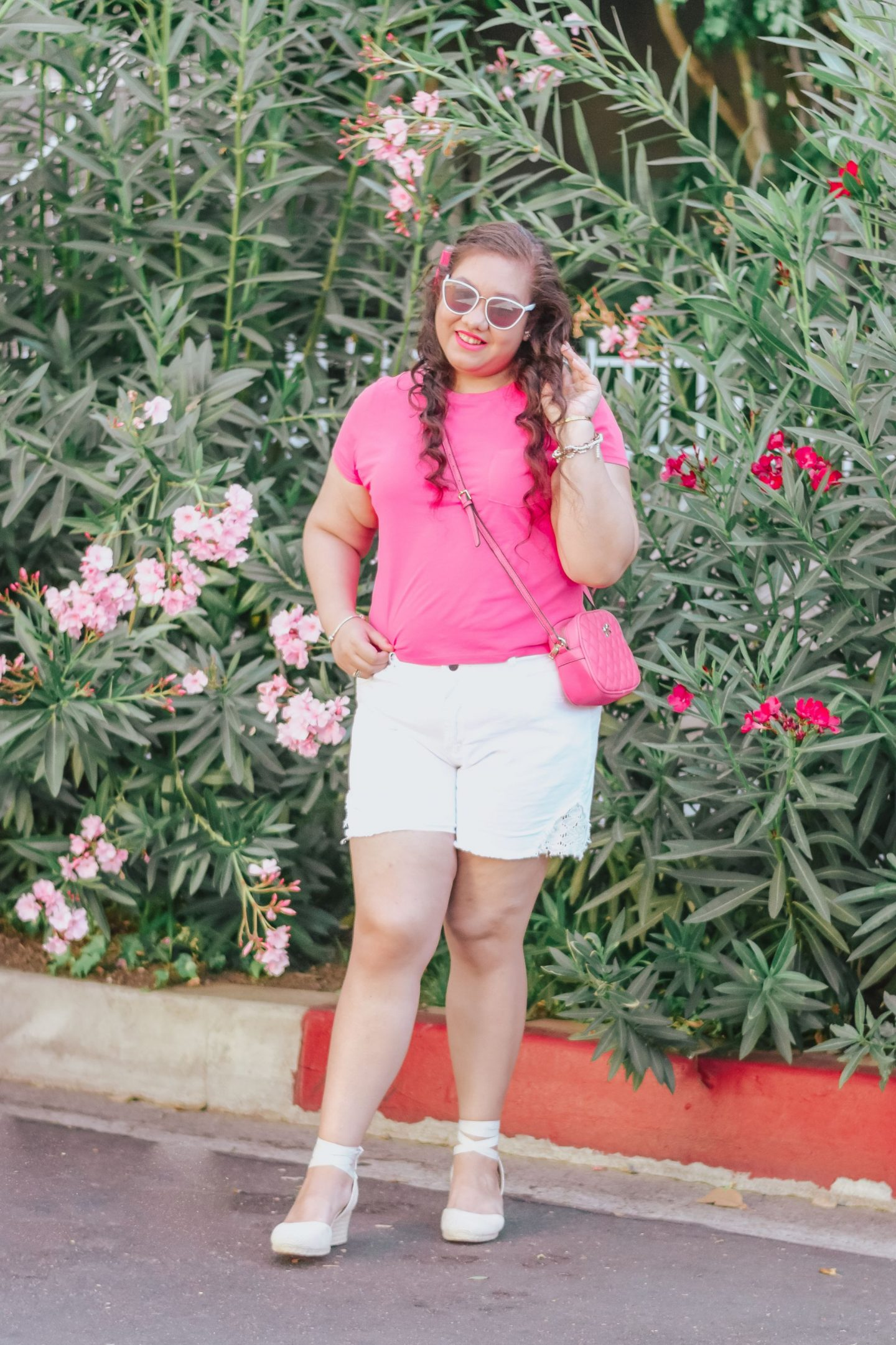 Wearing My Favorite Color & How I Style Hot Pink