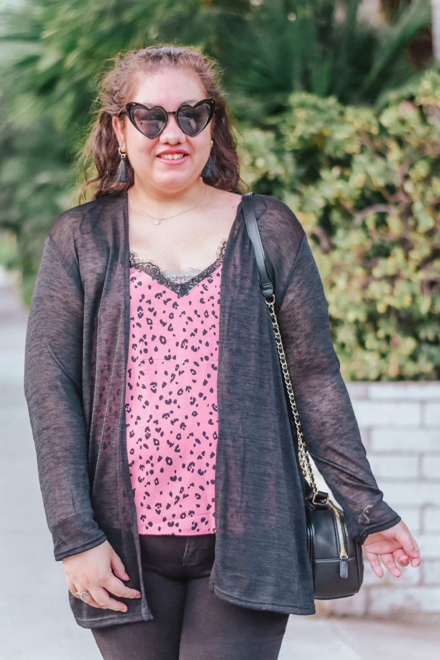 How To Wear Leopard Print When You're Not a Fan