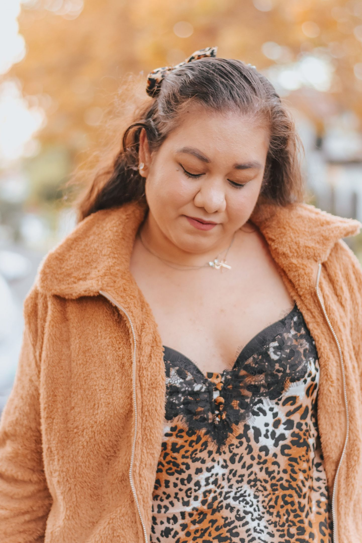 An Effortless Way to Wear Leopard for Fall
