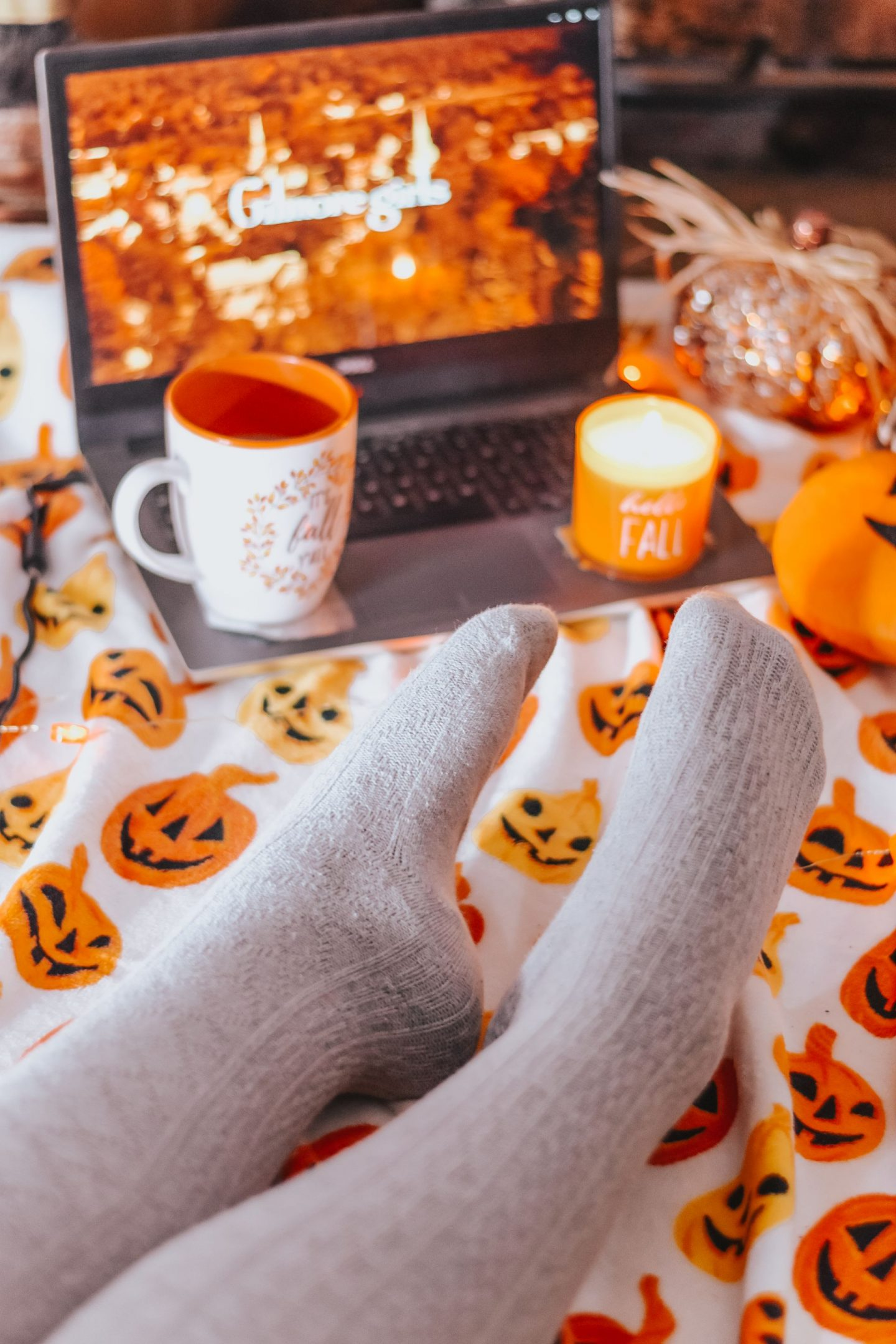 My Cozy Fall Weekend Routine