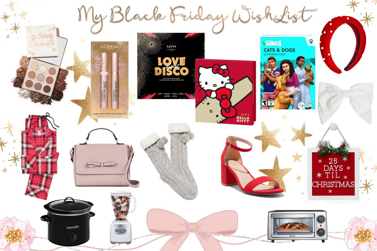 My Black Friday Wish List 2019