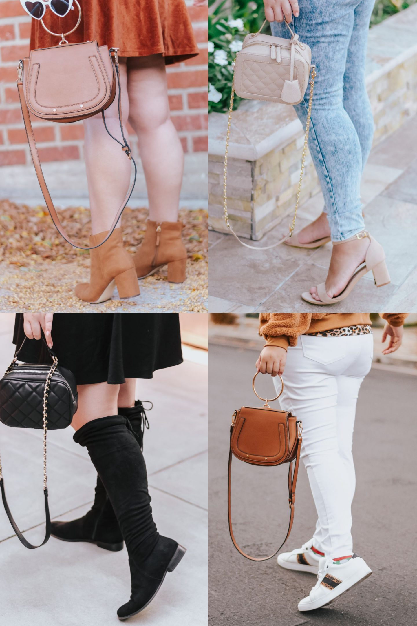 The Fall Shoe Guide of Styles I've Loved This Season