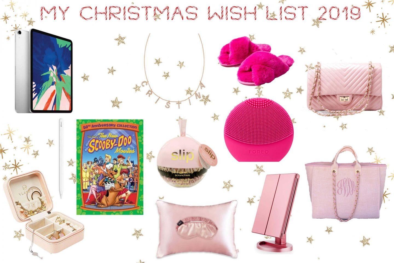 On My Christmas Wish List 2019