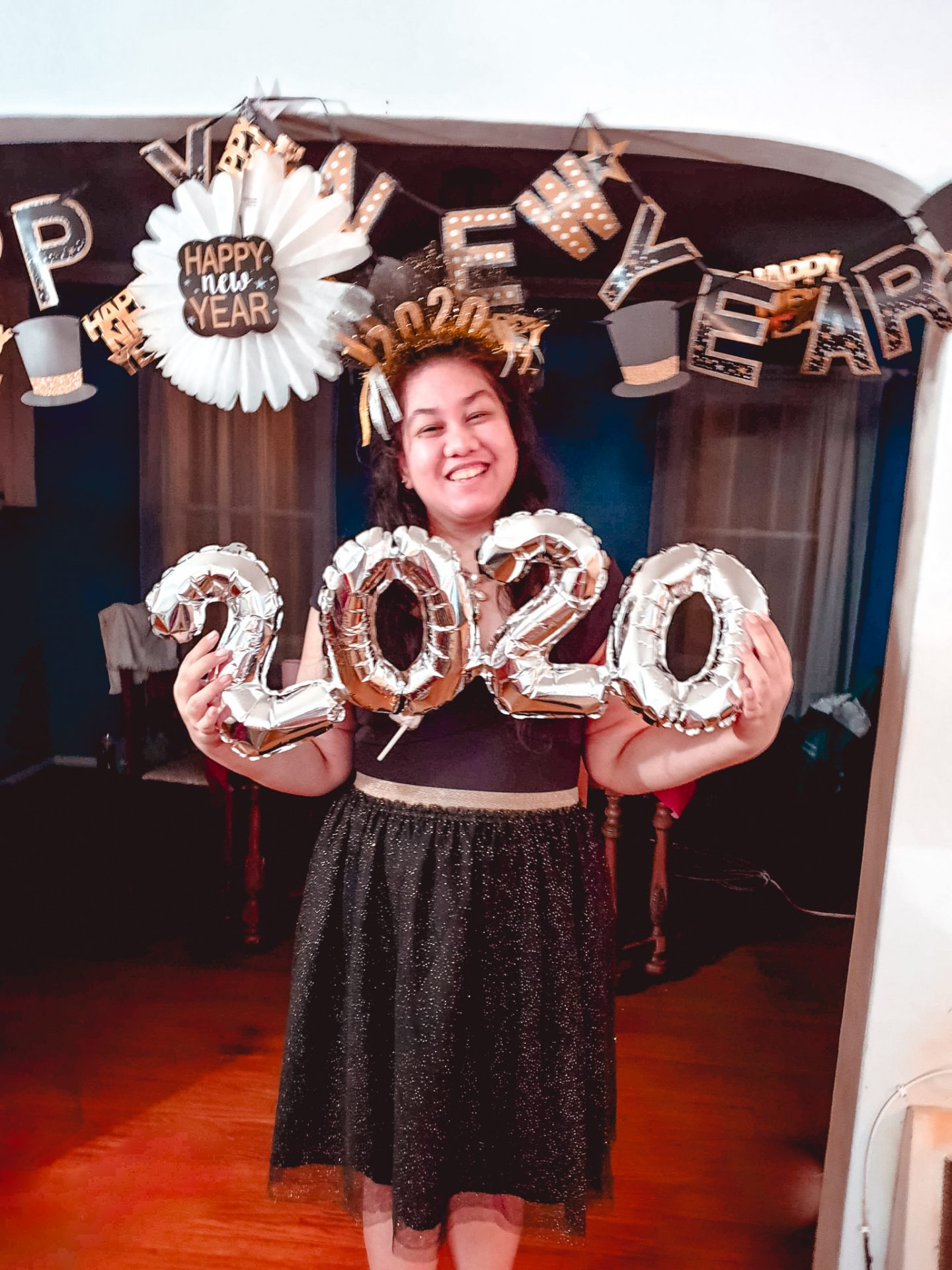 My 2020 New Year Goals & Intentions