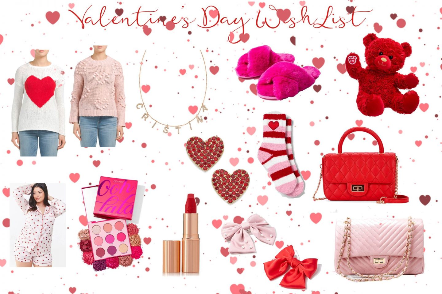Valentine's Day Wish List Picks