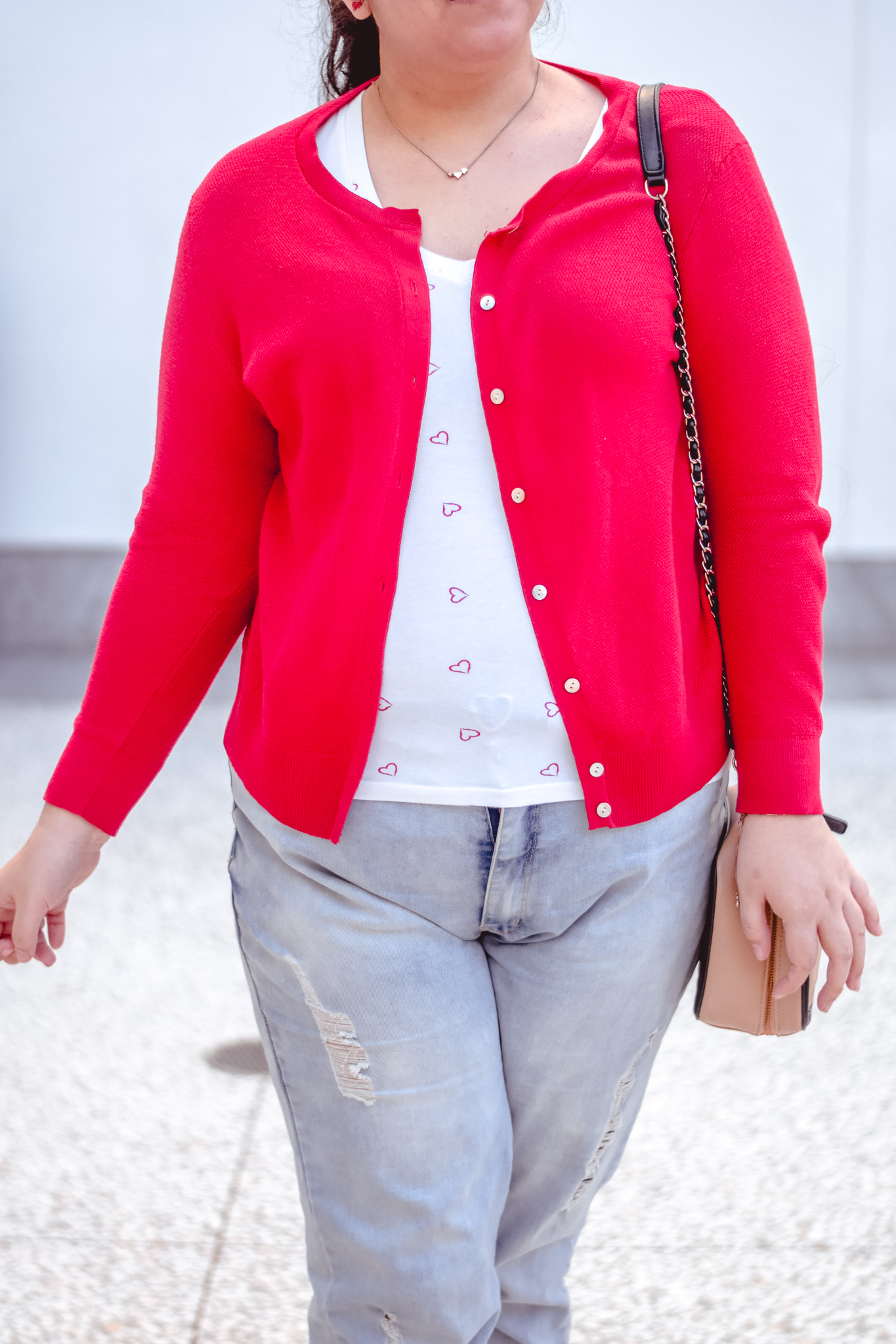 Easy To Recreate Valentine's Day Outfit