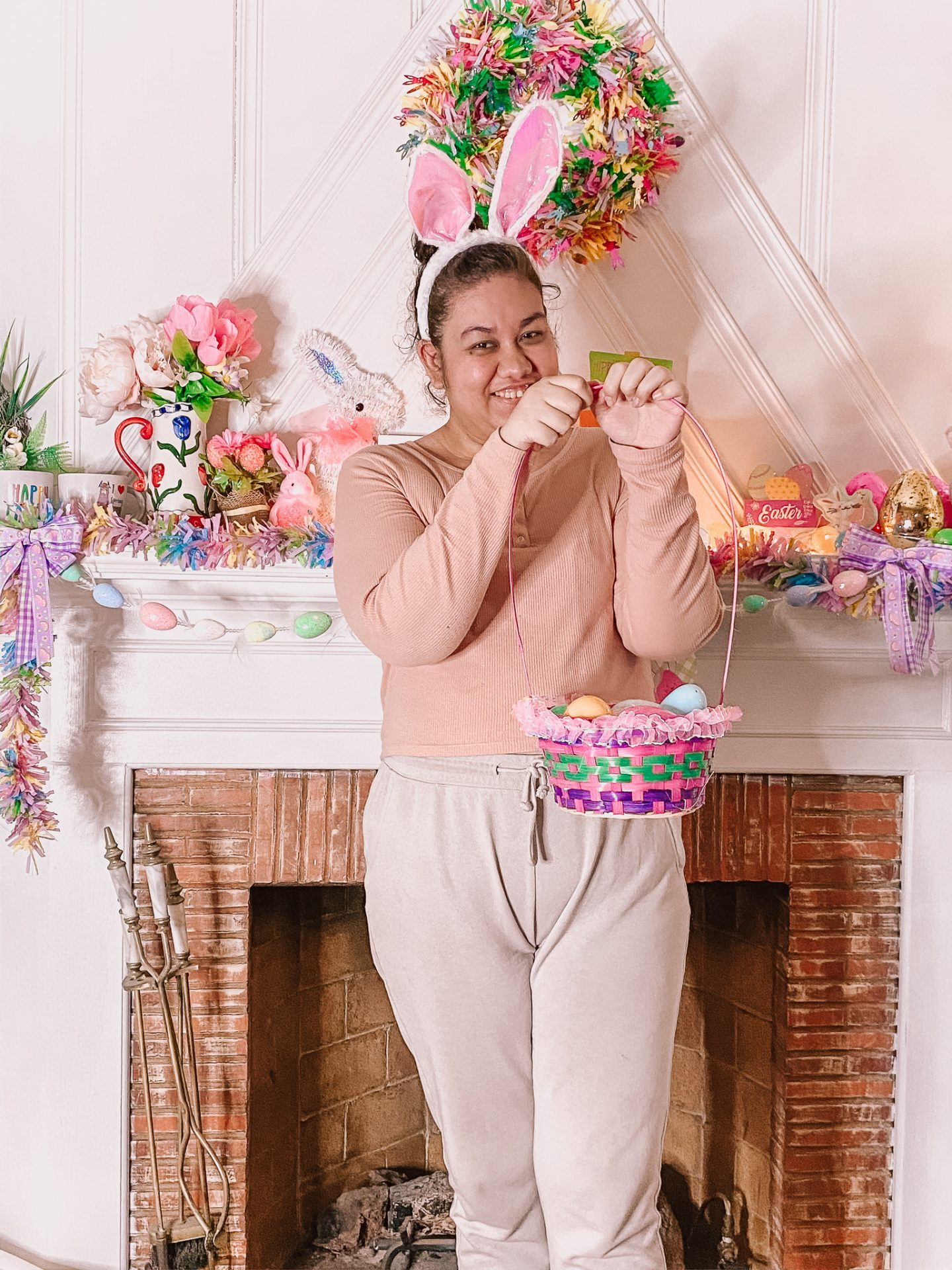 My Spring & Easter Home Decor Tour