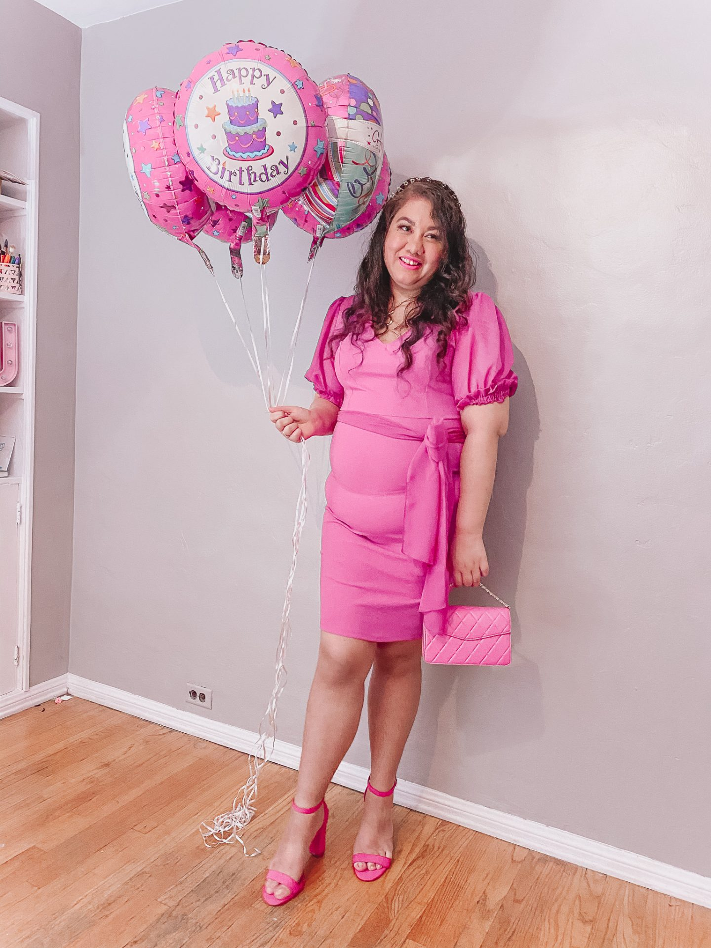 My 27th Birthday Outfit & Makeup