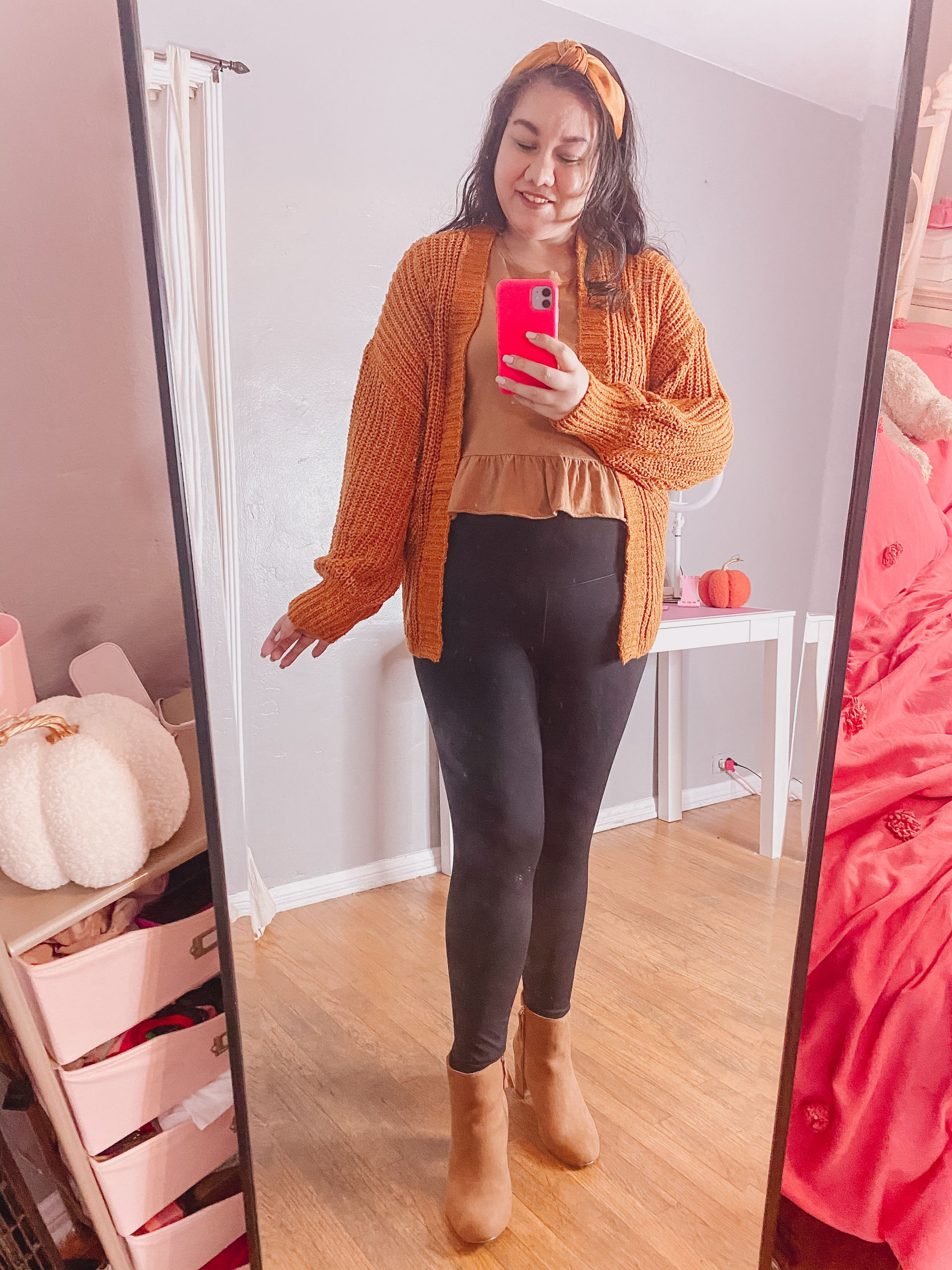 Fall Outfit Ideas For Curvy Girls