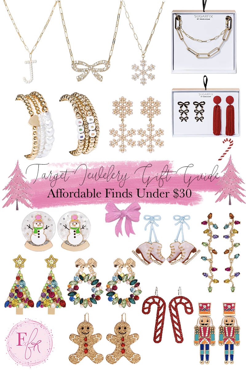 Target Jewelry Gift Ideas Under $20