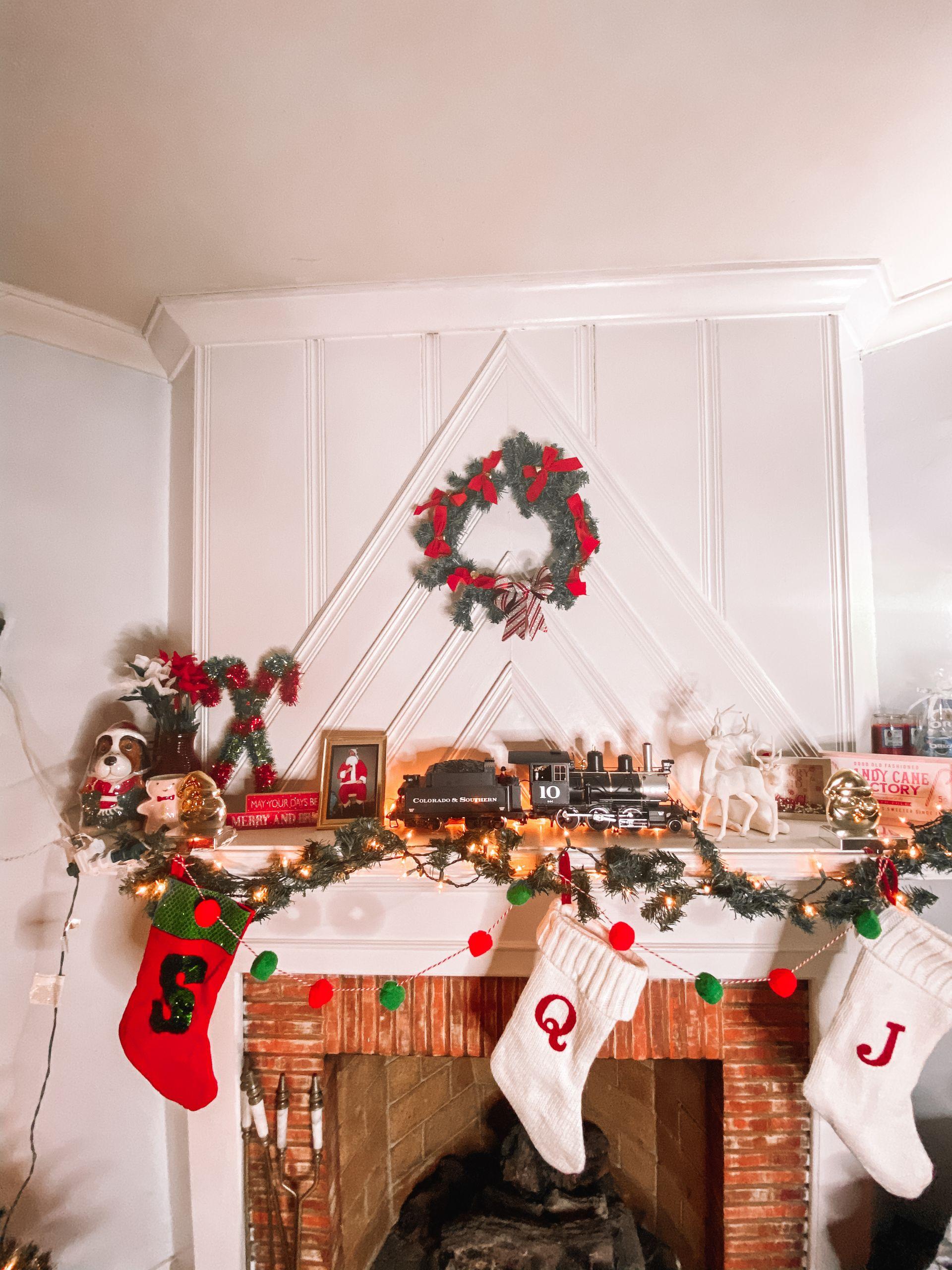 Christmas Home Decor Tour 2020