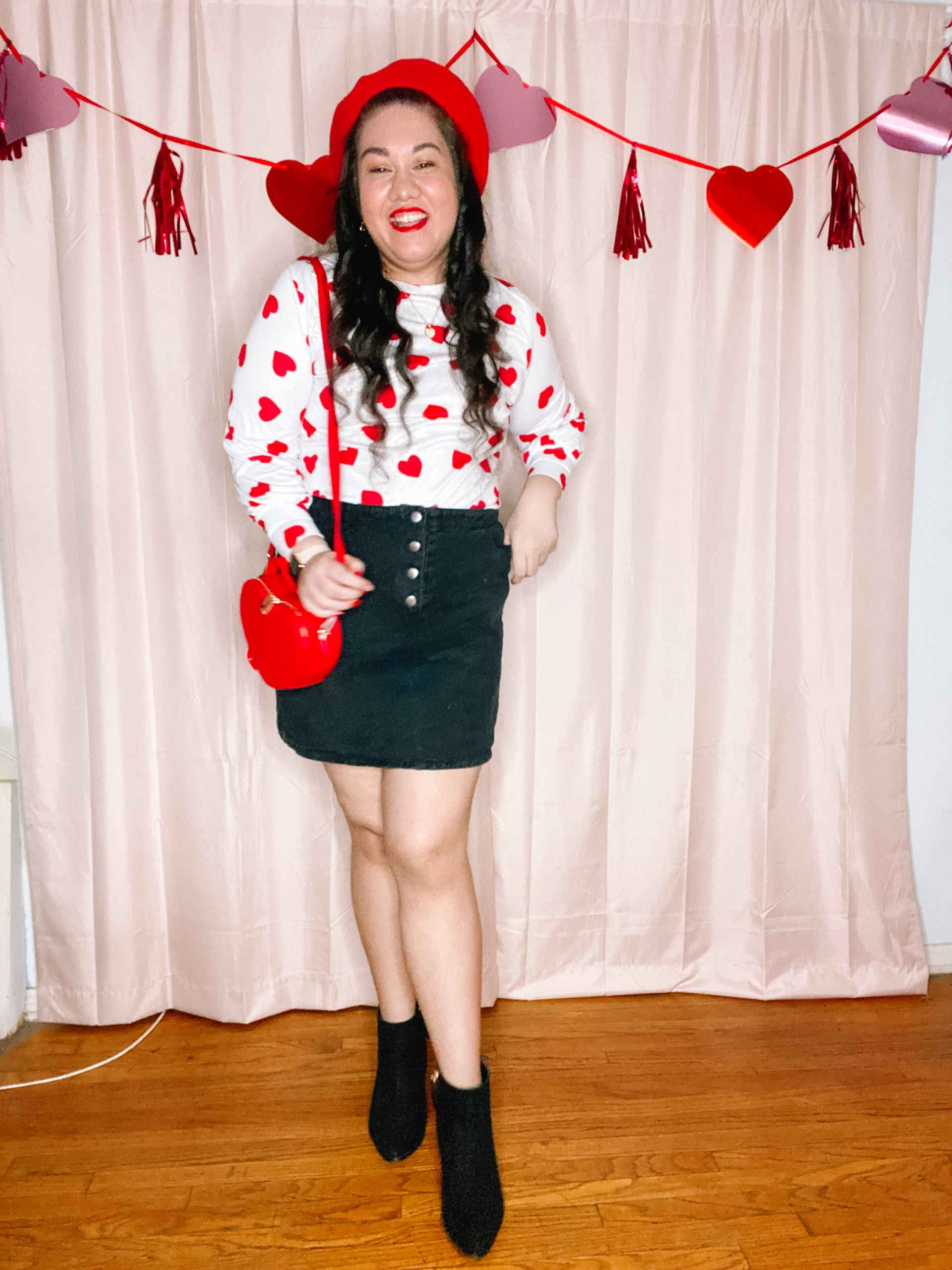 Valentine's Day At Home Outfits