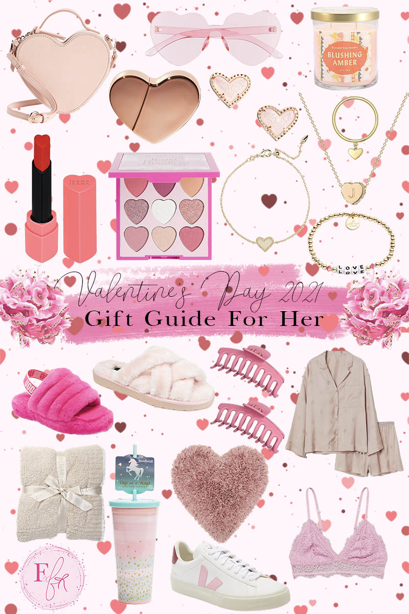 Valentine's Day 2021 Gift Guide For Her
