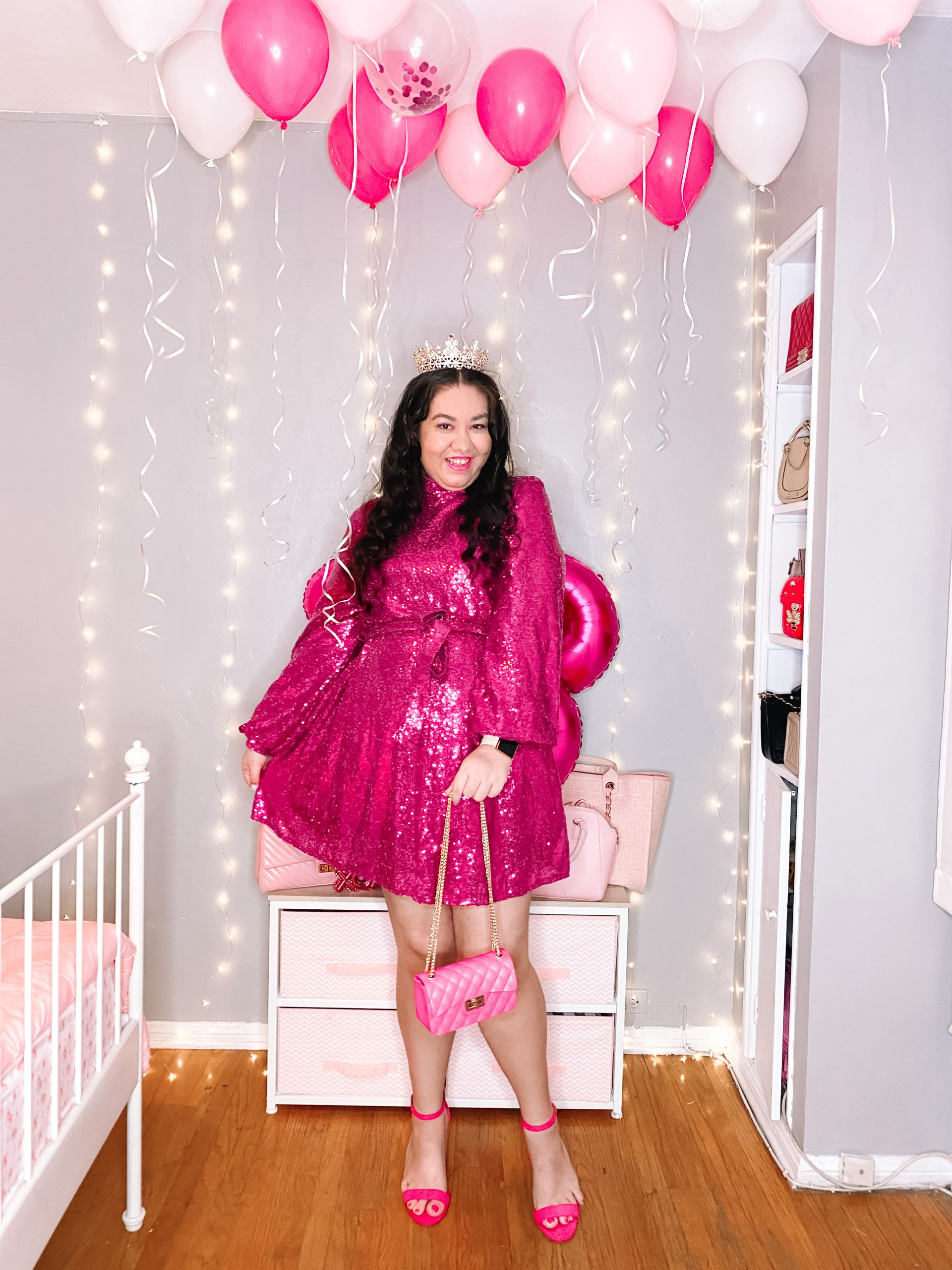My 28th Birthday Outfit & Makeup