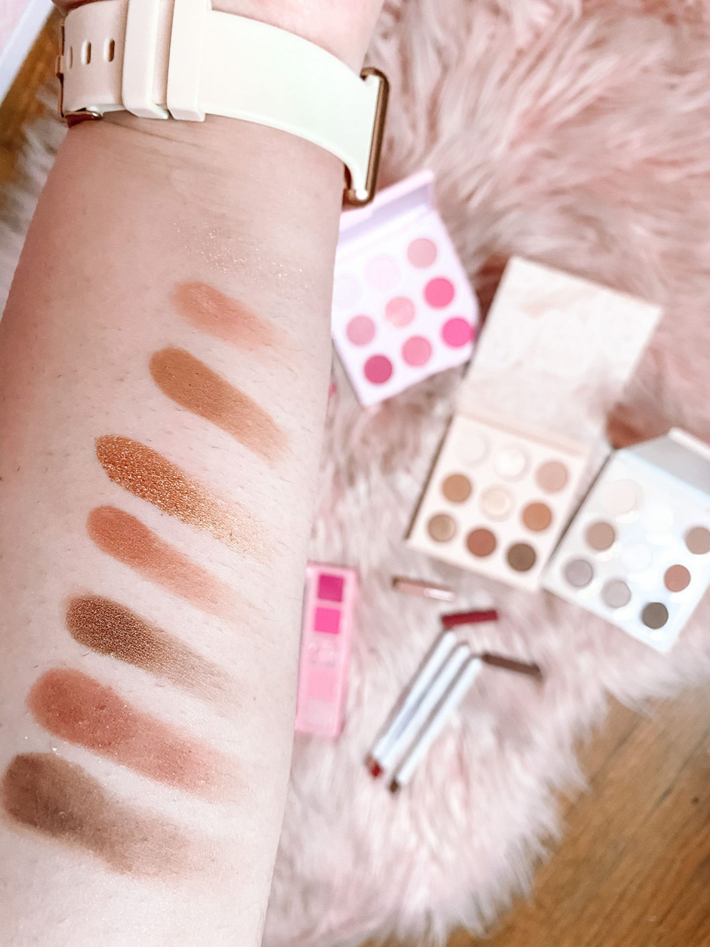 Colourpop Haul & Eyeshadow Looks