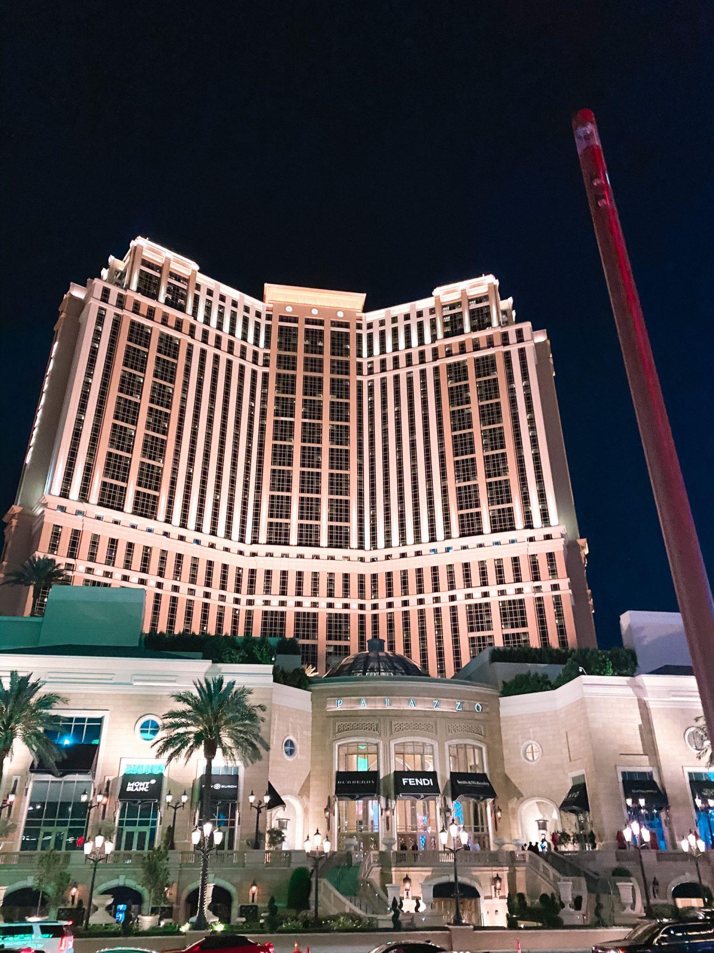 Las Vegas Travel and Photo Diary
