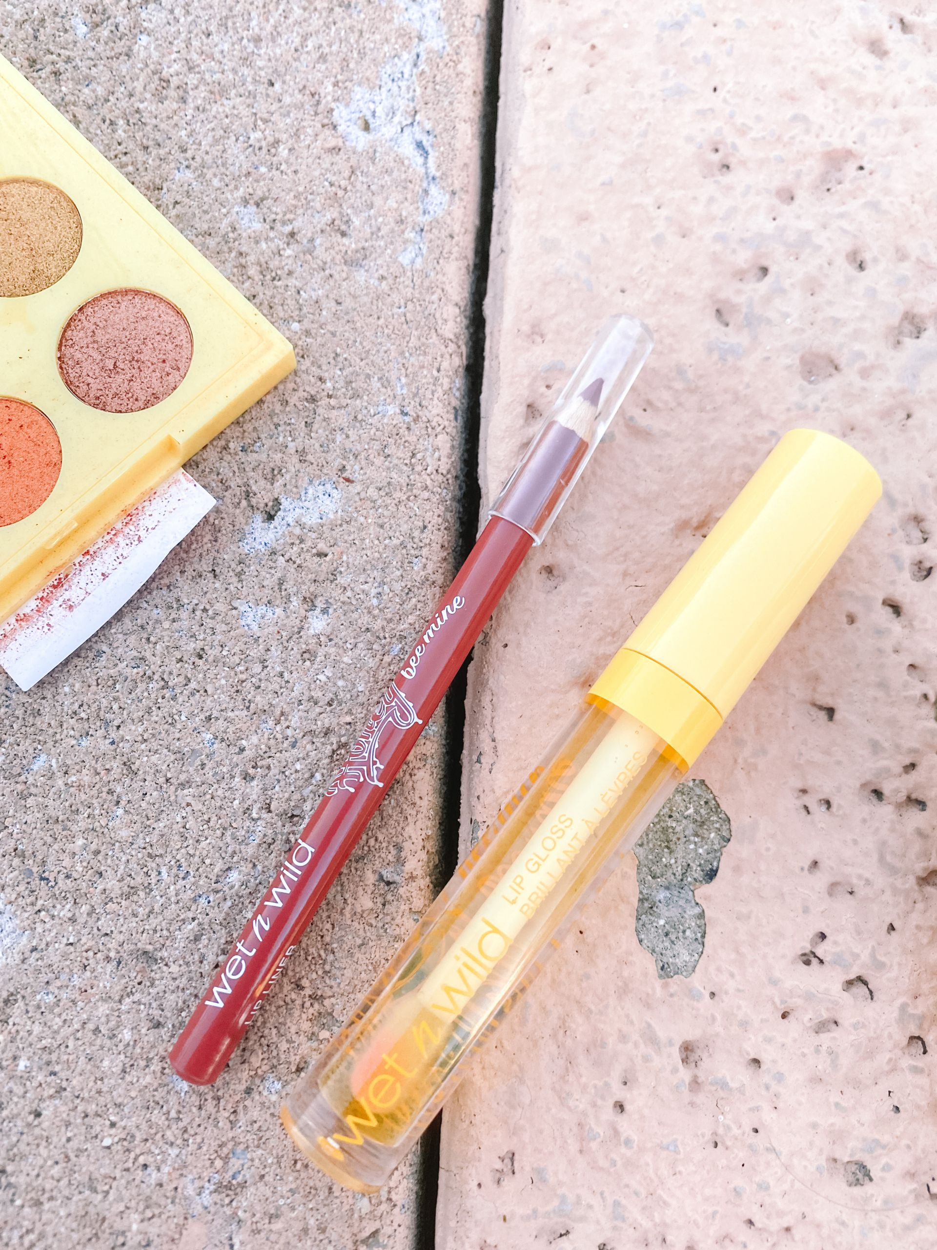 Testing the Wet N Wild Honey Collection