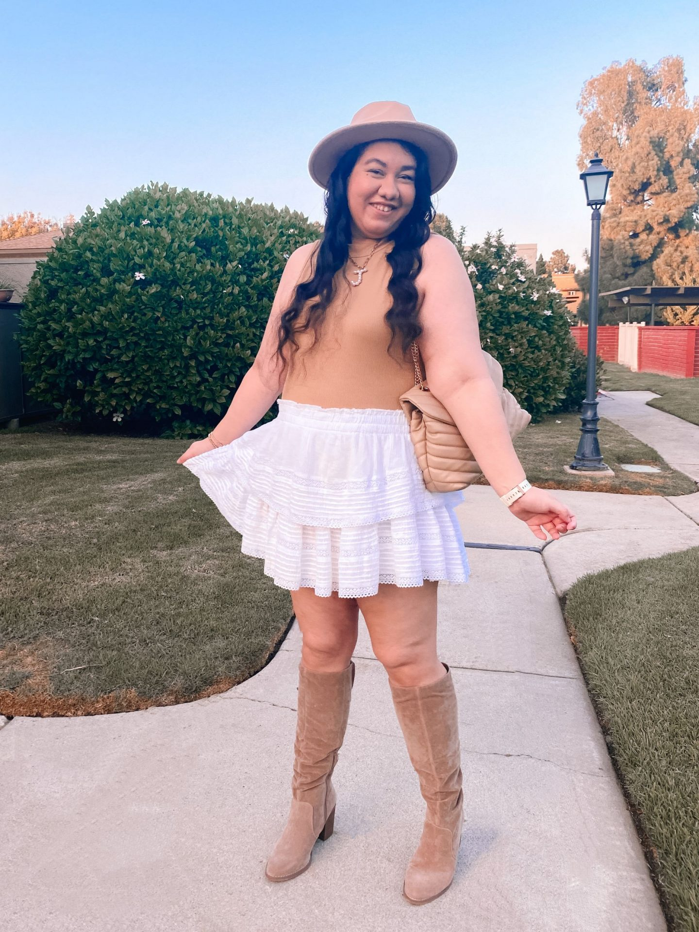 What I Wear During Fall in LA