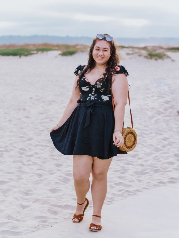 A Beach Outfit I Wore in San Diego